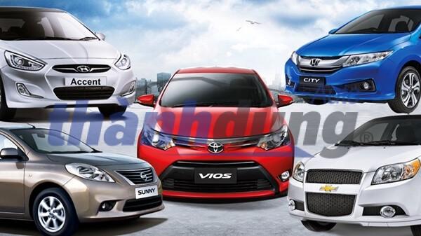 Toyota Vios và Hyundai Accent hơn kém nhau như thế nào?
