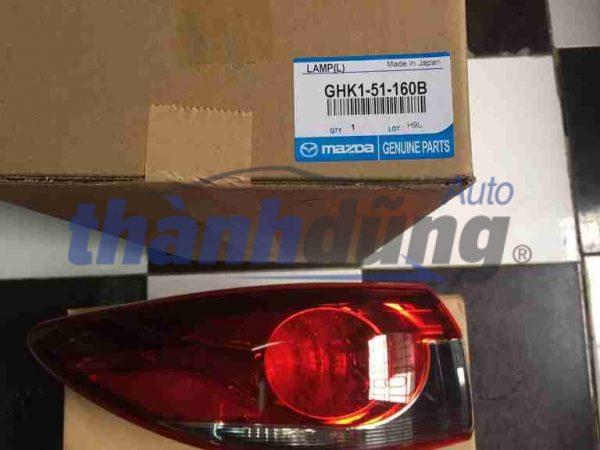 Đèn hậu miếng ngoài Mazda 6