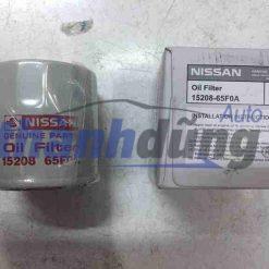 Lọc dầu Nissan Livina