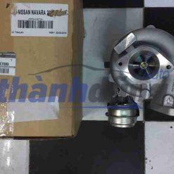 Turbo tăng áp Nissan Navara