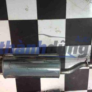 Bầu tiêu âm ống xả Toyota Innova, Fortuner, Hilux