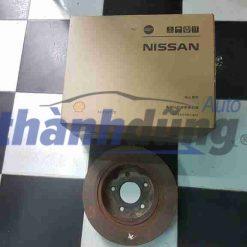 Đĩa phanh Nissan Livina,Tida