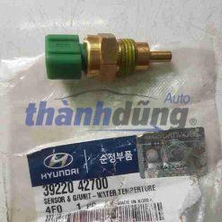 Cảm biến nhiệt độ nước Hyundai Starex, Libero, Porter 2, Kia Bongo 3