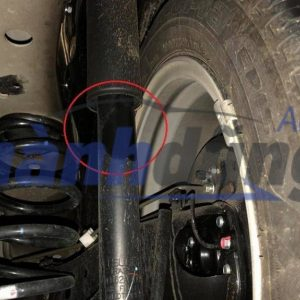 Những dấu hiệu cho biết giảm xóc xe bạn bị hỏng
