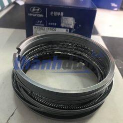 XÉC MĂNG HYUNDAI HD320, HD360, HD700